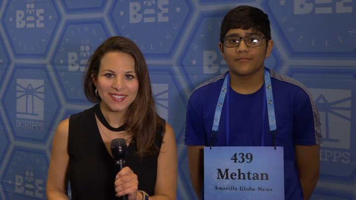 Lyon County boy competes in National Spelling Bee