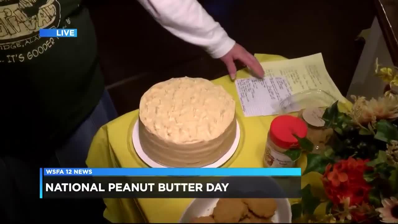 Alabama celebrates National Peanut Butter Day