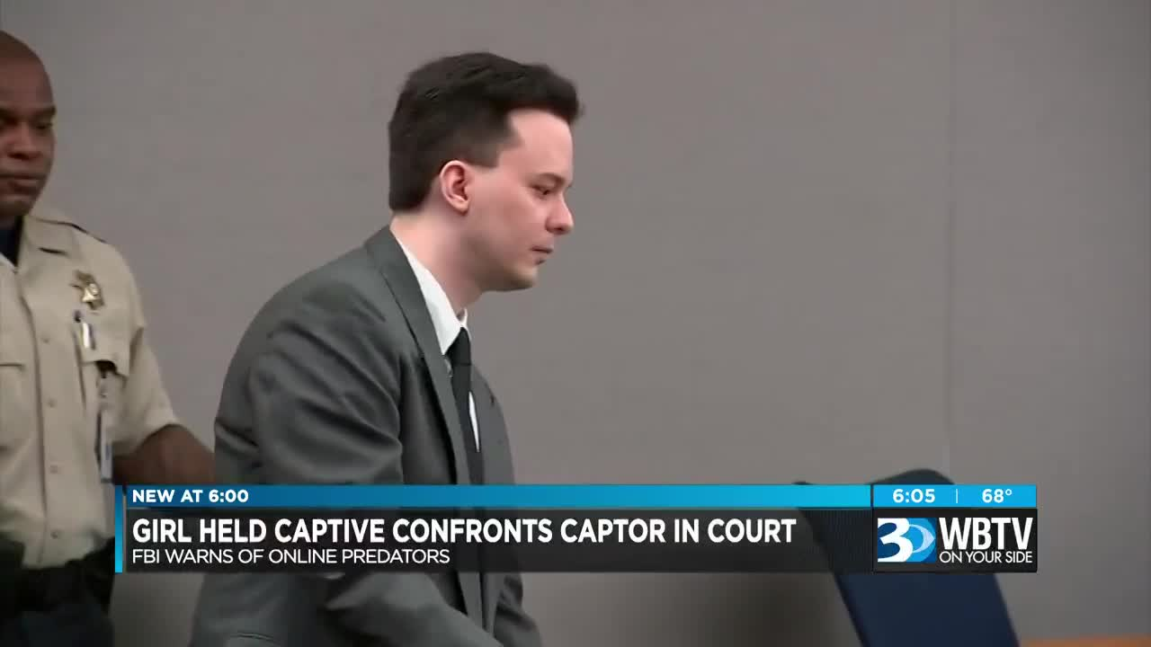 Georgia man won't go to prison after keeping teen in sexual
