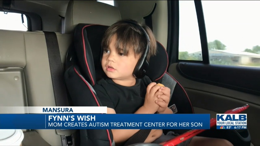 Mom Creates Autism Treatment Center for Her Son