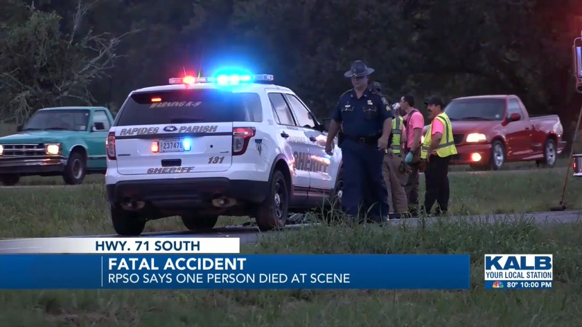 Fatal Accident on HWY 71 South