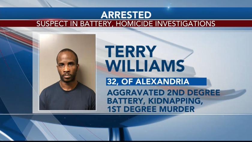 Suspect in battery, homicide investigations arrested