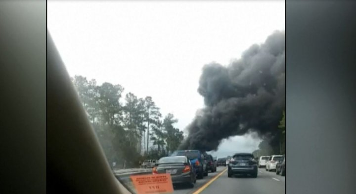 Officials confirm some victims in Florida fatal bus crash were from