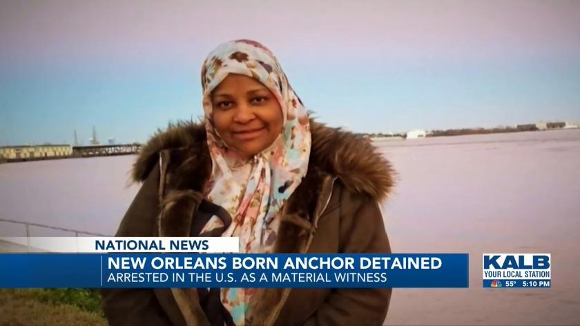 NOLA Born Anchor Detained