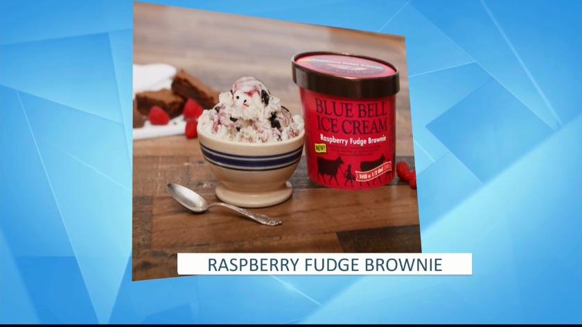 blue bell raspberry fudge brownie