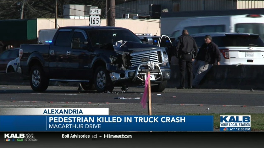 Fatal accident on MacArthur Drive