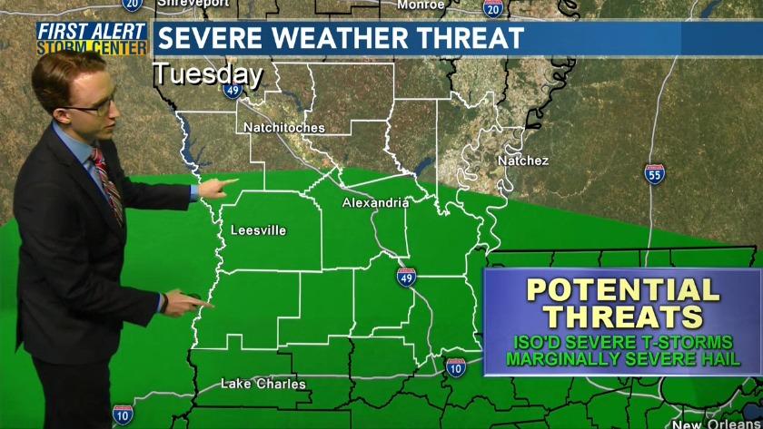 Tyler's Morning Forecast