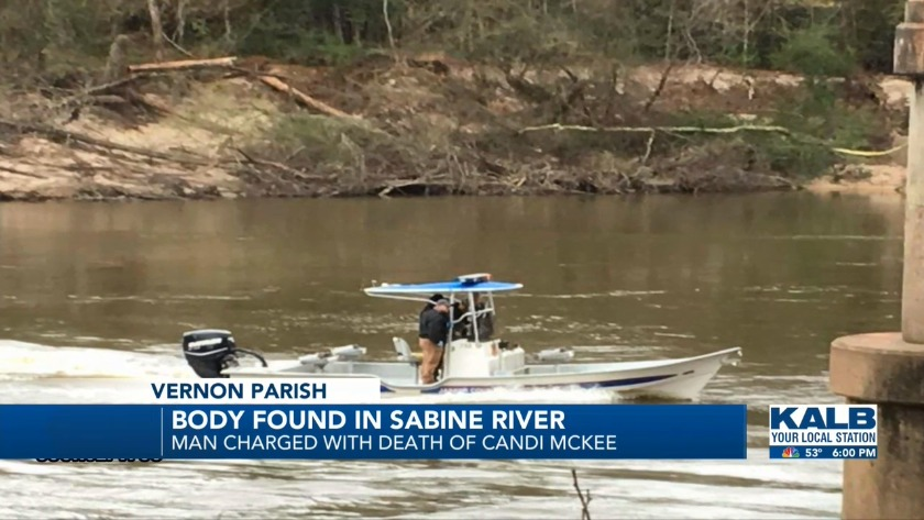 Missing woman's body found in Sabine River