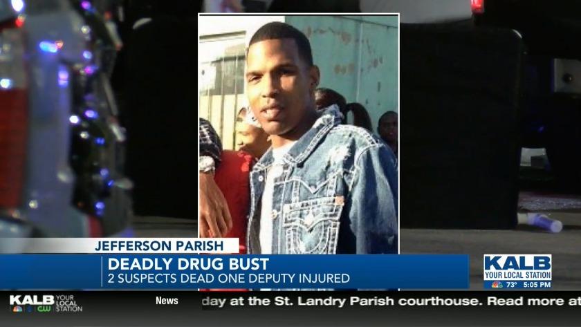 Deadly drug bust in Jefferson Parish