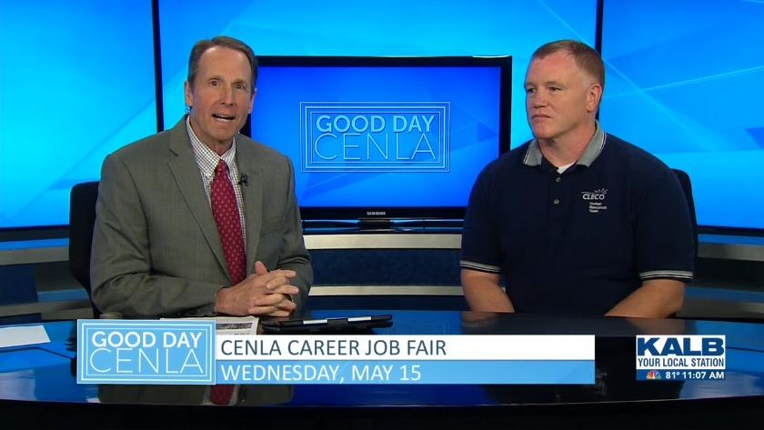 Cenla Career Job Fair
