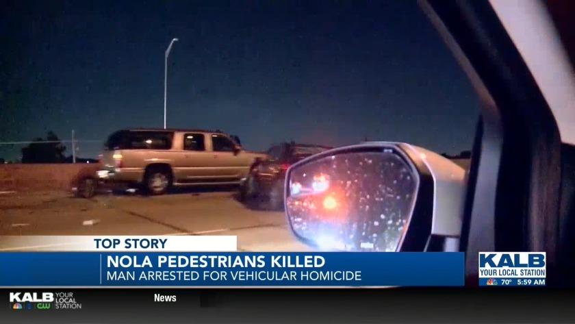 NOLA pedestrians killed in crash