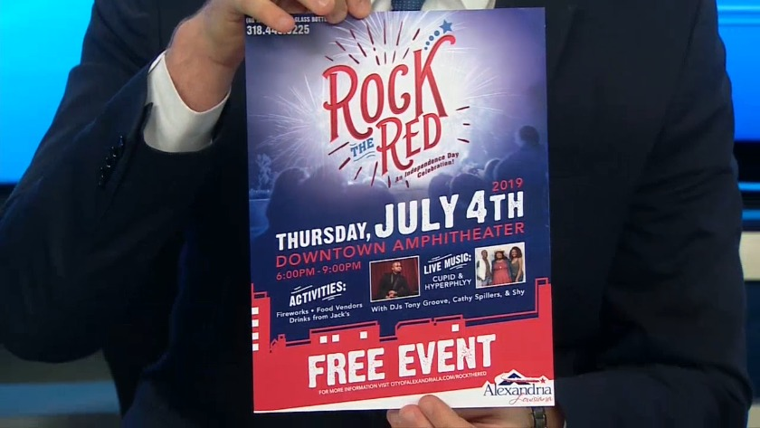 Rock the Red 2019