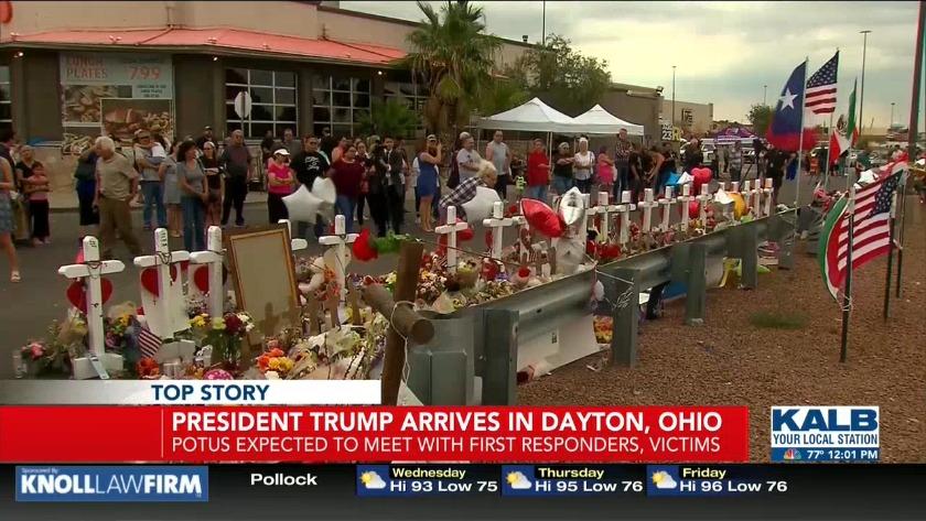 POTUS in Dayton, Ohio