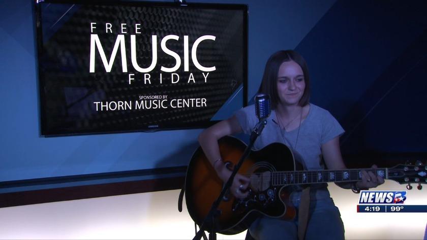 Free Music Friday: Abby Ballard