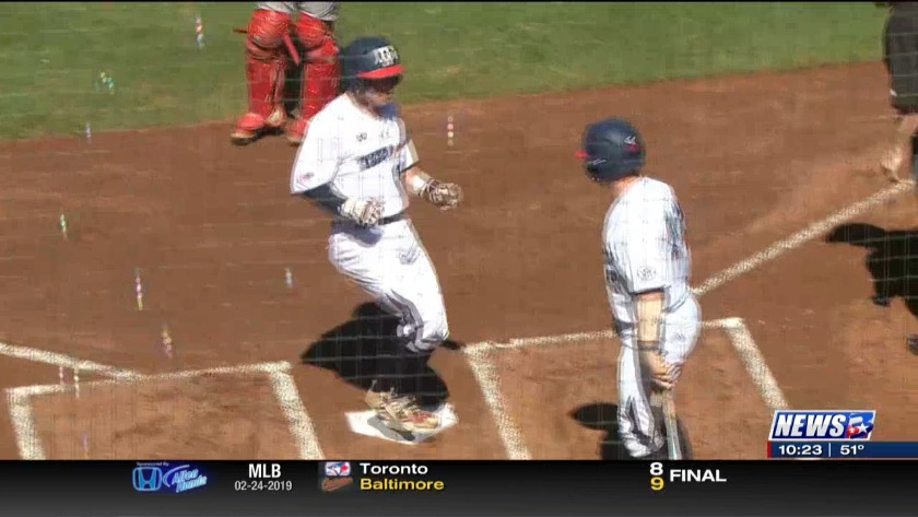 Aggies Drop Series Finale to UIC, 7-2