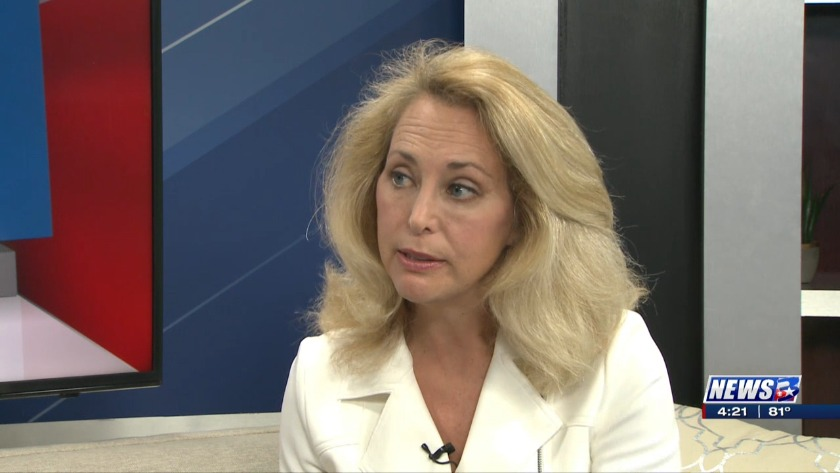 Former CIA Agent shares her story on KBTX