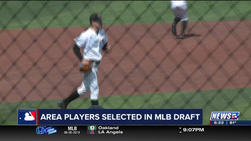 Four Kats taken in MLB Draft