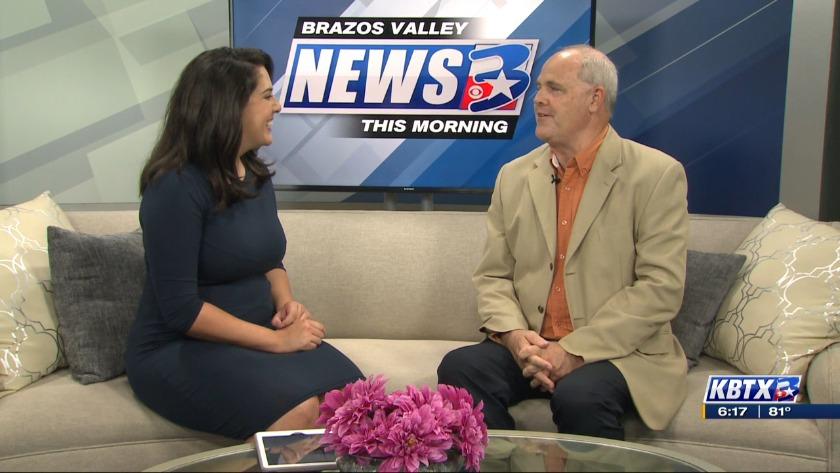 Former KBTX news anchor battling cancer