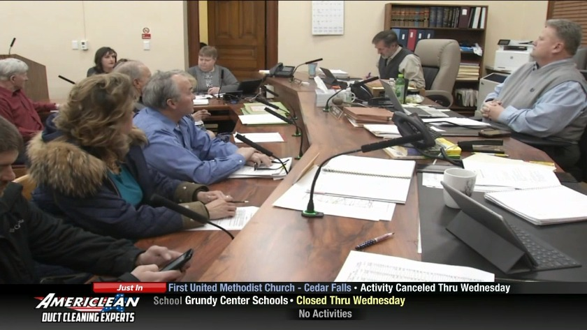 No action from Board of Supervisors after hearing from ATV