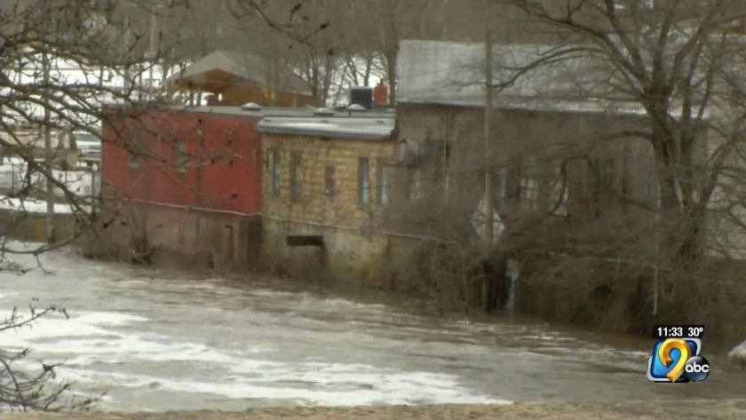 Dealing with flooding in Clayton County