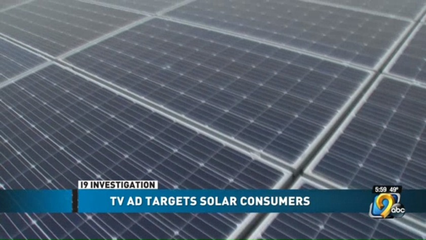 New TV ad targeting solar consumers creates controversy in Iowa