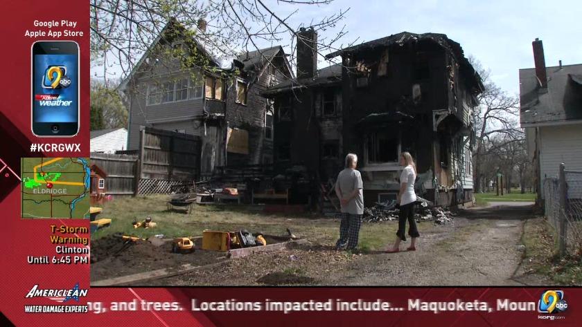 Church helping Cedar Rapids family after fire