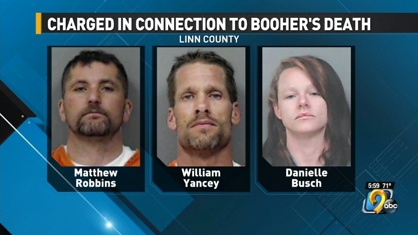 Family Of Booher Optimistic Justice Will Be Served