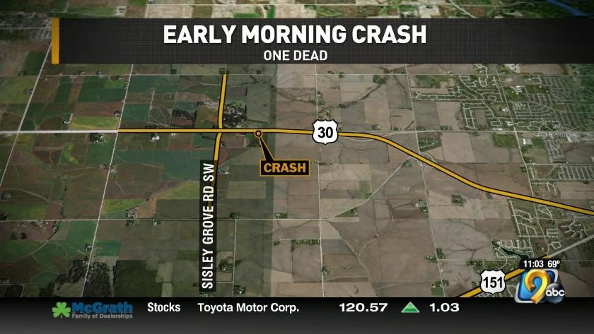 One killed in Linn County crash
