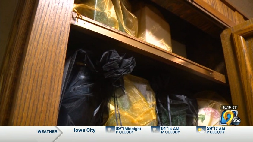 Funeral home trying to unload unclaimed remains