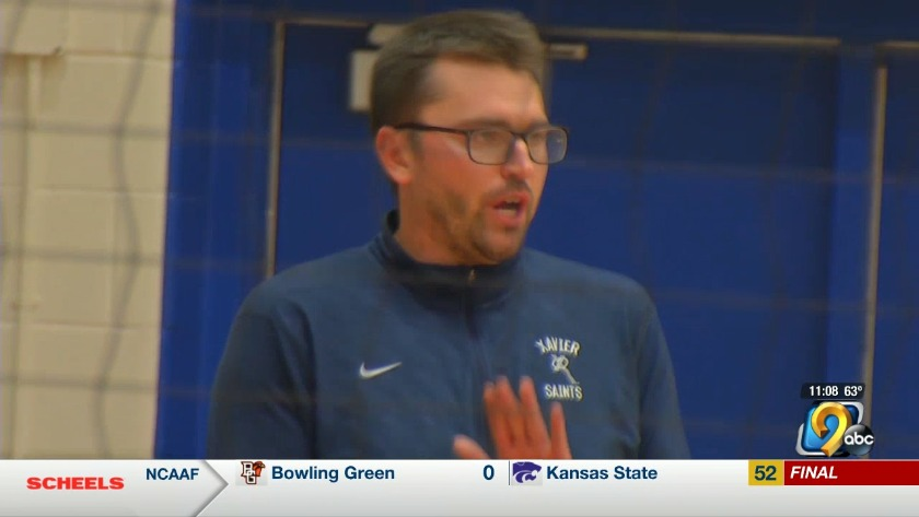 Marion and Xavier volleyball coaches reach milestones in