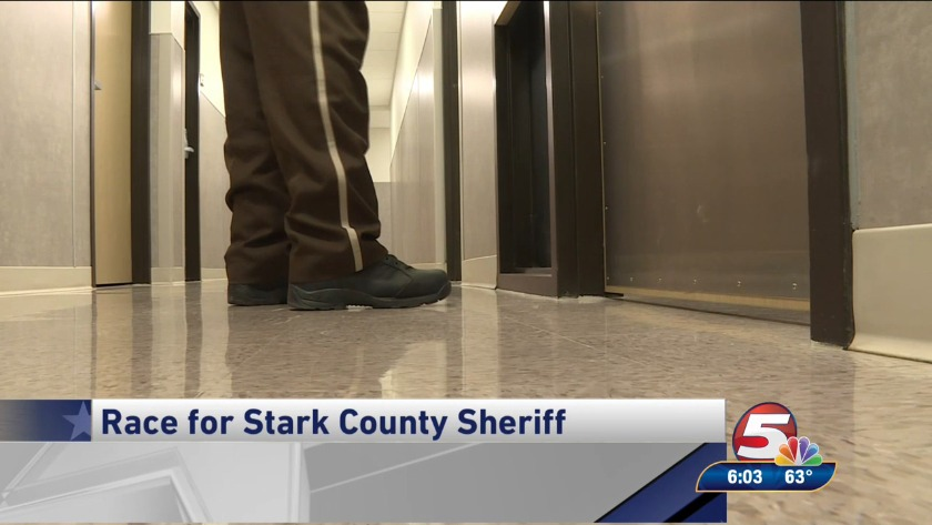 Race for Stark County Sheriff