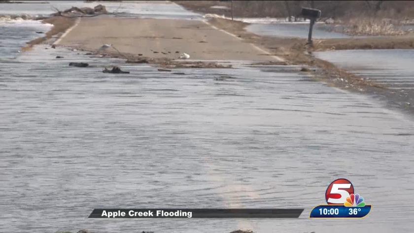 Apple Creek update