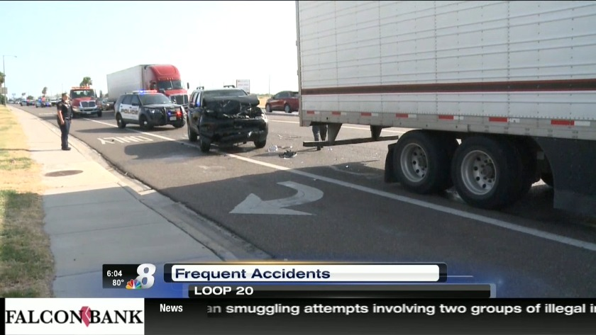 Laredo Police speak out about recent trend of car accidents
