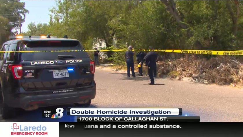 Laredo Police investigating double homicide