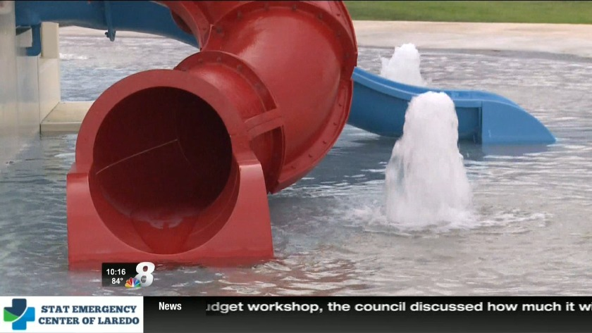 Is the city be ready to dive into the idea of a waterpark?