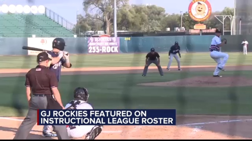 Gj Rockies Instructional League Roster Announced