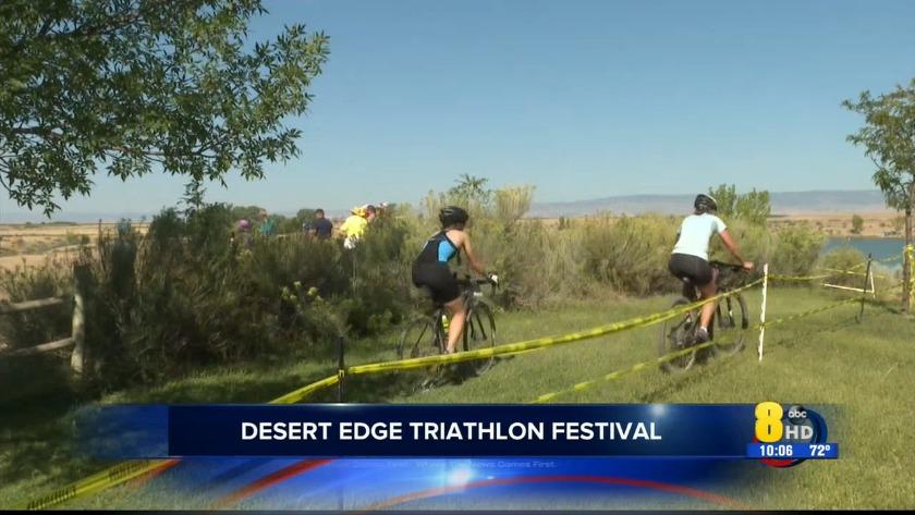 KJCT - Desert Edge Triathlon Festival