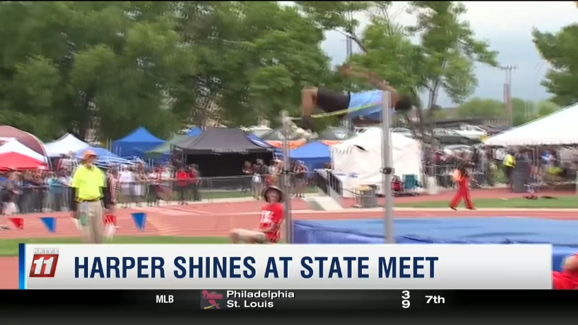 2018 Colorado State Track and Field Championships day 2