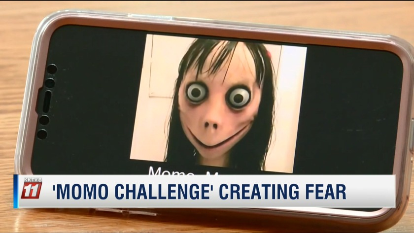 Real facts about fake Momo challenge