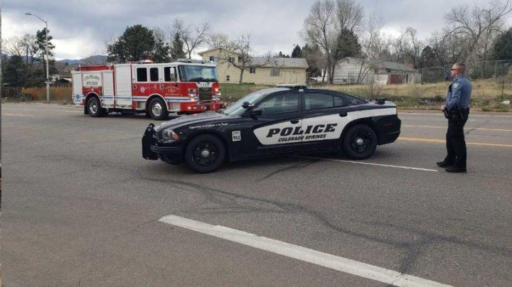 Officer-involved shooting tied to fire in southeast Colorado