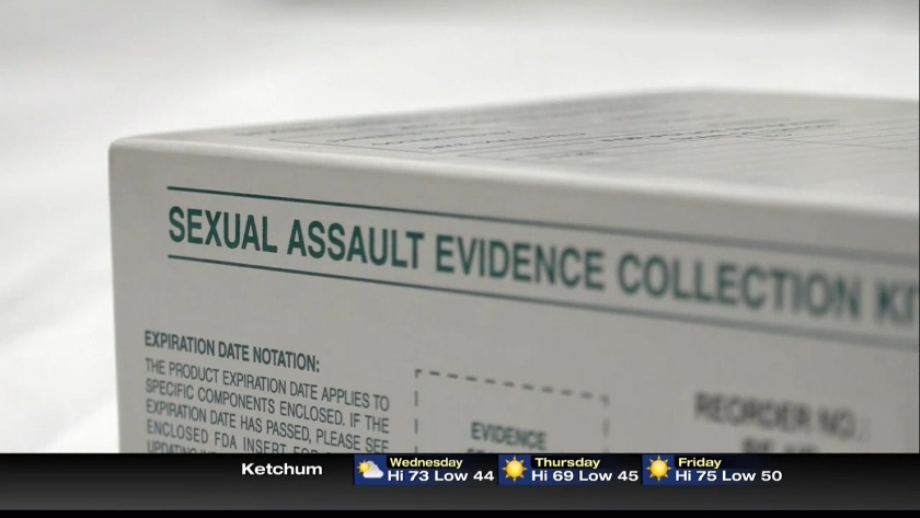 All sexual assault kits will now be tested in Idaho