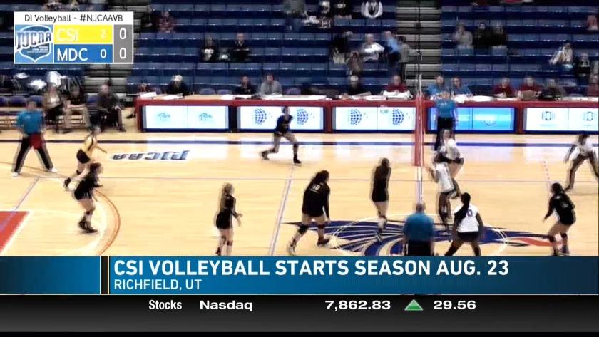 CSI Volleyball begins season in two weeks