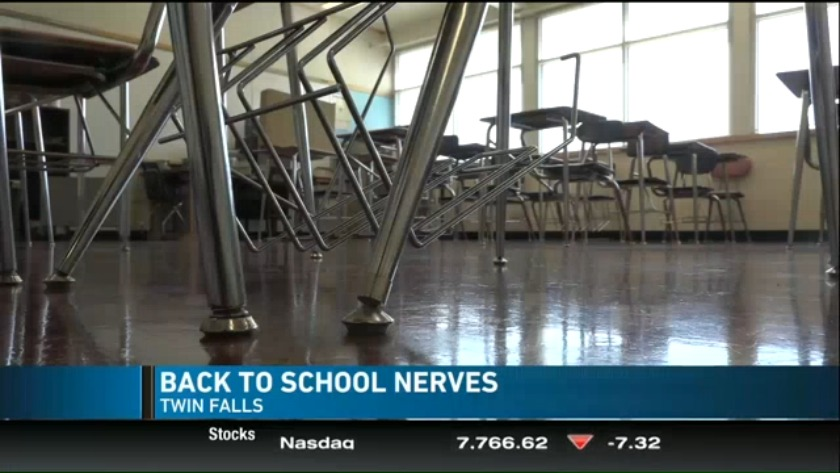 High school counselor gives advice to kick back to school