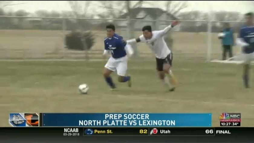 KNOP: NP soccer v Lexington 3/29/18