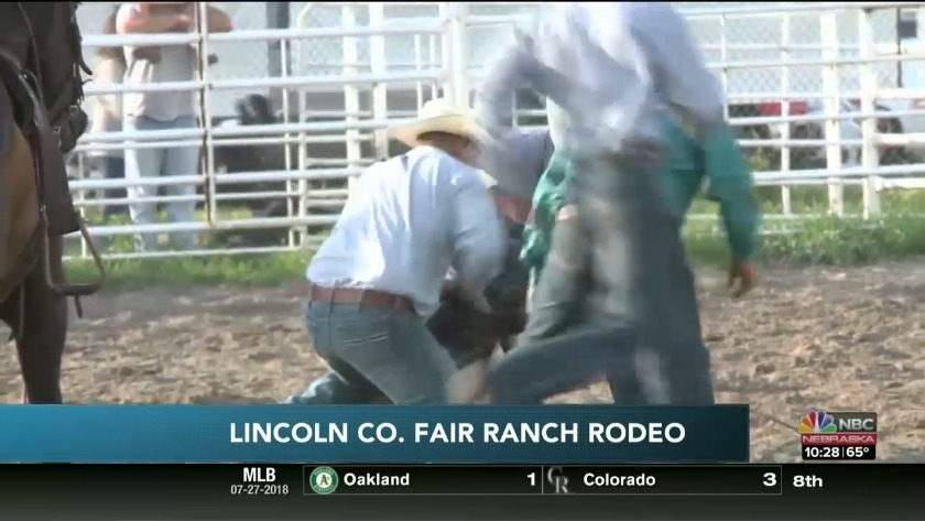 KNOP Lincoln County Fair Ranch Rodeo