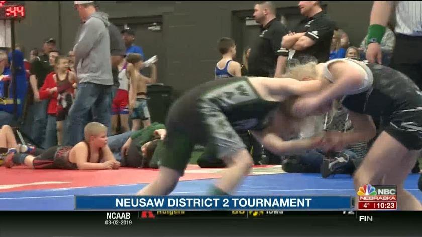 NEUSAW District 2 Tournament