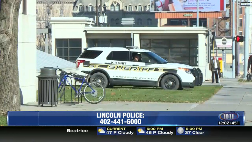 Man Who Made Threat Against Lincoln City County Building Arrested