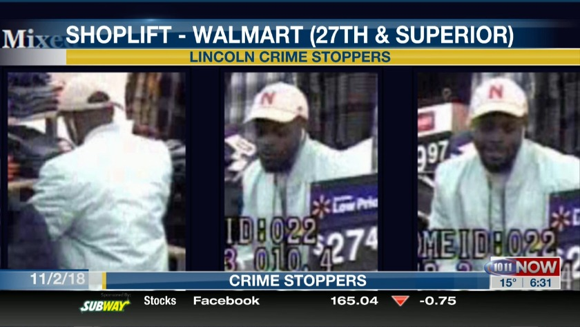 Crime Stoppers on 10/11 This Morning