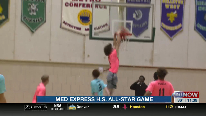 HS Basketball All-Star Game