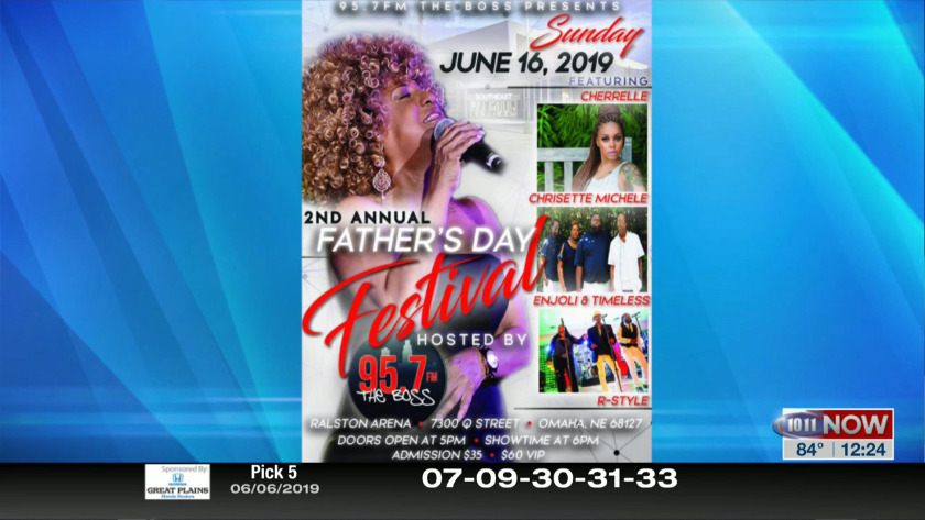 2nd Annual Father's Day Festival at Ralston Arena